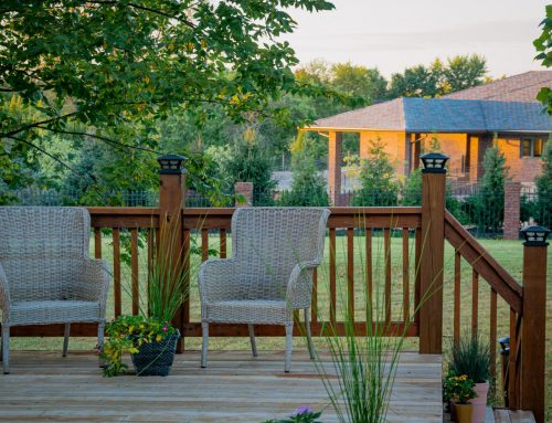Top Inspirational Ideas To Renovate Your Deck And Upgrade Its Look